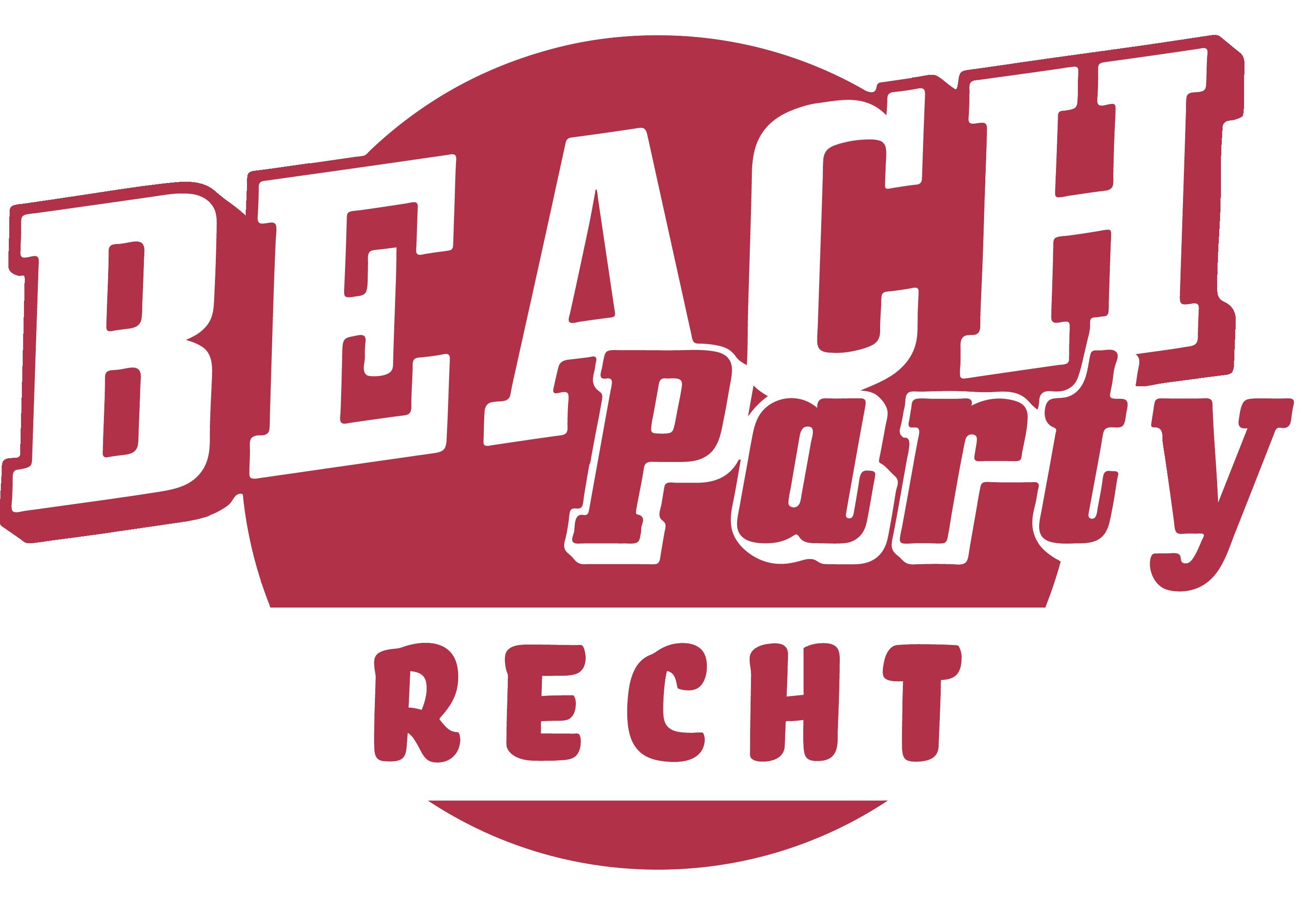 Beach Party Recht